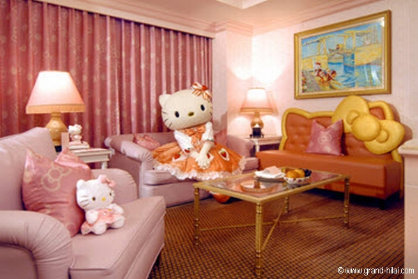 Die Hello Kitty Suite