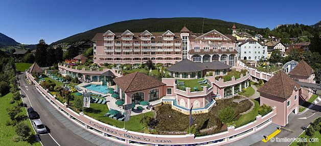 Family Spa Grand Hotel Cavallino Bianco****s